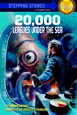20,000 Leagues Under the Sea By Conaway, Judith/ D'Achille, Gino (ILT)/ Verne, Jules